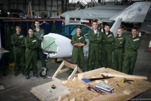Air Cadets Build a Sting