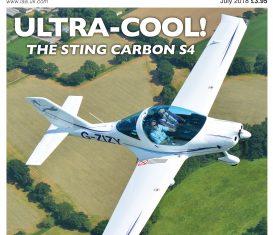 Light Aviation Mag Flight Tests The Sting S4
